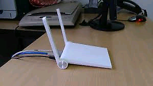 Small portable wireless Router