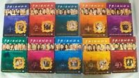 Friends DVDs Seasons 1 to 10