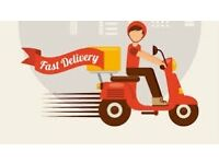 Weekend delivery drivers
