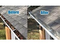gutter cleaning ) its that time of year