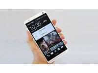 The HTC One Max huge 6 inch, Full HD display and metal body Silver Colour 32GB Unlocked
