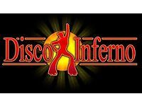 DISCO INFERNO 70s & 80s Disco Roadshow