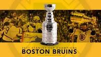 Looking for fellow hockey enthusiasts/Boston Bruins fans