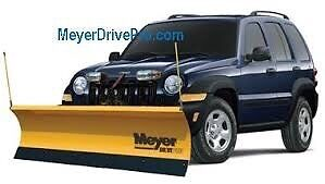Wanted plow harness / mount / controls for 2002 jeep liberty