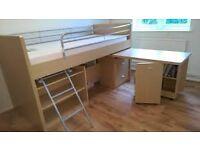 Dreams Hampshire Cabin Bed