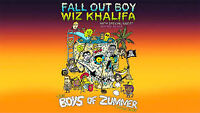 Fall Out Boy and Wiz Khalifa tickets
