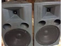 Celestion R1220 speakers