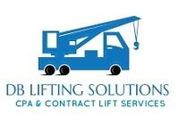 DB LIFTING SOLUTIONS CPA AND CONTRACT LIFT HIRE