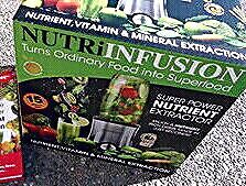Nutri Infusion blender 700 watts Umina Beach Gosford Area Preview
