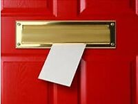 Door to Door Leaflet Distribution - Professional - Cheap, Fast and Reliable Services - GPS Tracking