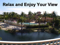 Beautiful View, Resort Style Gated Community Condo in Fort Myers