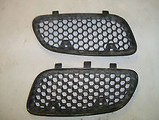 NICE!!! ***PONTIAC FRONT GRILL INSERTS,  PAIR!***