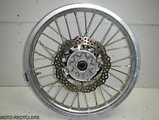 Wtb crf250r 2014 wheel  Minlaton Yorke Peninsula Preview