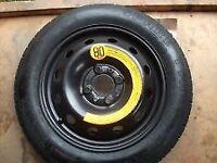 Fiat punto mk3 space saver wheel