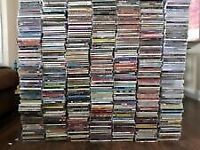 500 mixed music cds