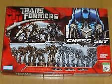 TRANSFORMERS CHESS SET Rooty Hill Blacktown Area Preview