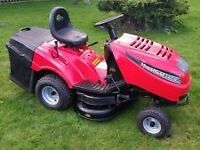 RIDE ON LAWN MOWER DELIVERY SERVICE
