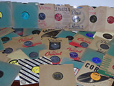 Wanted: Wanted 78 RPM Records Elvis Presley & Other 50's & 60's