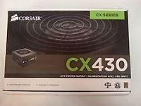 Corsair CX Series 430 Watt 80+ ATX Power Supply Unit
