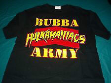 Bubba Army Hulkamania t-shirts Kitchener / Waterloo Kitchener Area image 1