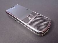 Mint condition Nokia 8800 carbon arte made in Finland