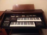 Technics SX-EN4 digital electronic organ