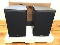 Monitor audio MR1 speakers new boxed