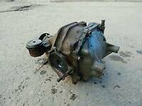 Lexus IS200 welded diff