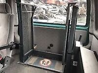 Ricon wheelchair lift (same as photos) working order, priced to sell