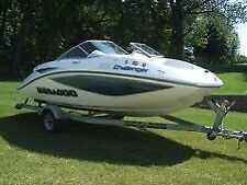 2008 SeaDoo Challenger 180 SE 215 in mint condition