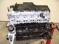 SUPPLIED AND FITTED MERCEDES SPRINTER 311 DIESEL ENGINE