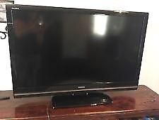 Used 50inch flatscreen television( For repairs)