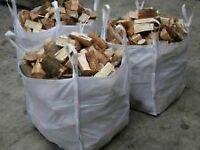 Split & Seasoned Hardwood Logs! FREE DELIVERY