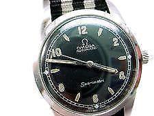 Mens Vintage Omega Seamaster Watch