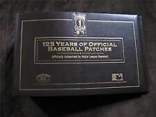 Willabee and Ward complete MLB baseball anniversary patch set London Ontario image 1