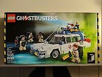 Lego Ghostbusters Ecto1 21108 new sealed Ecto-1