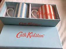 Cath Kidston Striped Mugs