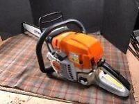Stihl chainsaw ms362