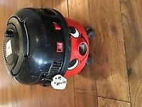 Henry Hoover HVR 200 1100 watt Numatic with hose and brush faulty no power buyer collect n22
