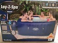 Hot tub 6 person