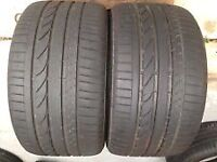 BMW x5  x6 summer tires runflat for sale