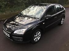 cheap car ford focus 2007 sport ST07 no plate