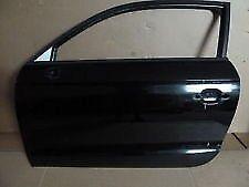 Audi a1 black passanger door 2 door complete