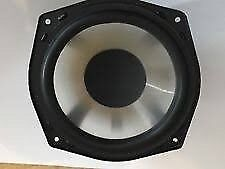 8 inch Drivers for Mission Elegante speakers