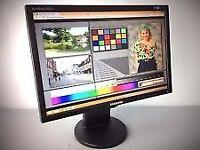 Samsung syncmaster 2043bw monitor