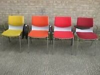Chairs for Churches, Events, Cafe, Meeting,School. Lots of used chairs, cheapest anywhere