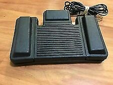 Philips dictation 0109 Foot Control Switch