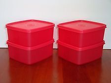 4 Freeze-it de Tupperware NEUFS