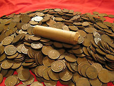 1940-1967 - 50 Coins lot Mixed Canada small 1 cent