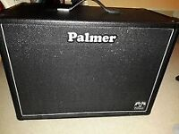 Palmer 1x12 Celestion Greenback Speaker Cab 8 ohms 25 Watts - excellent condition